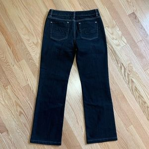 White House Black Market Jeans - WHBM Black Wash Boot Leg Jeans C1